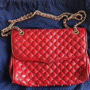 Rebecca Minkoff Red Studded Purse
